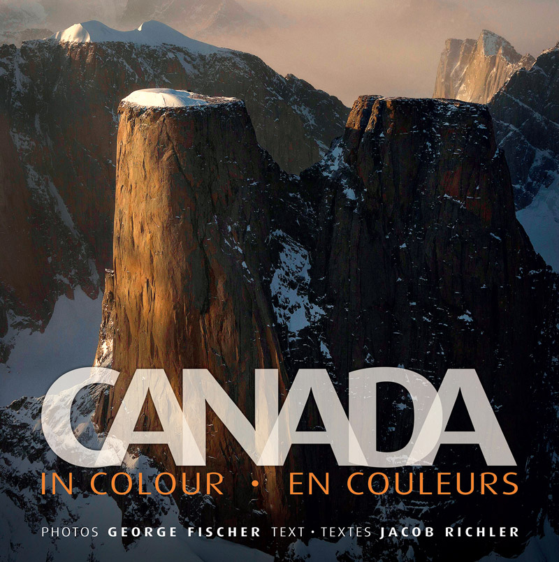 BOOK-Canada-In-Colour