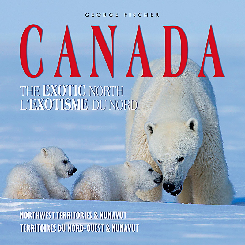 BOOK-Canadas-Exotic-North