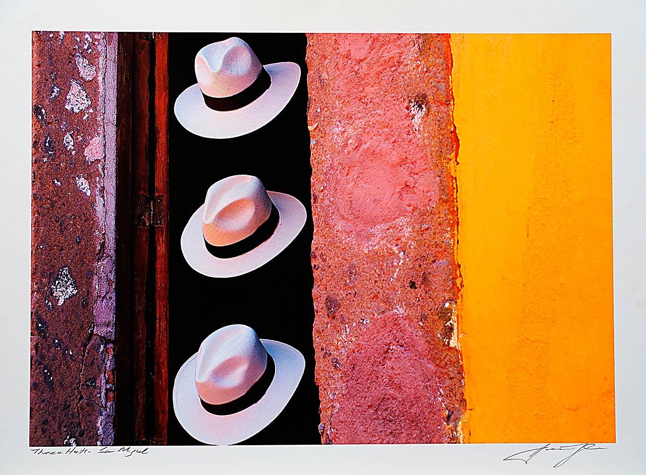 Mexico-San-Miguel-three-hats