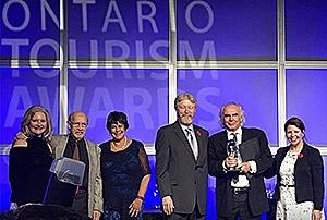 Ontario-tourism-award-2017-george-fischer