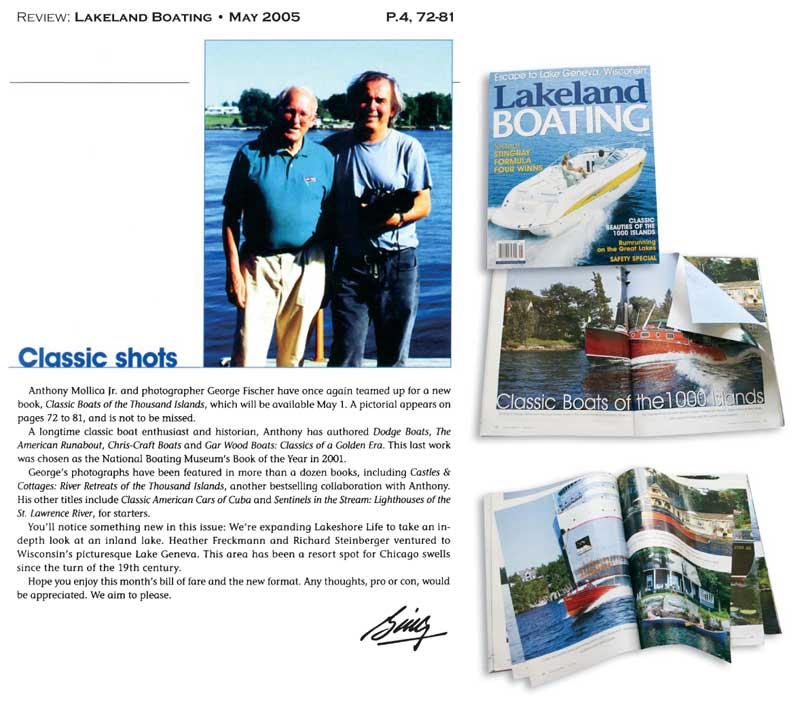 Review Classic Boats_Lakeland Boating2005