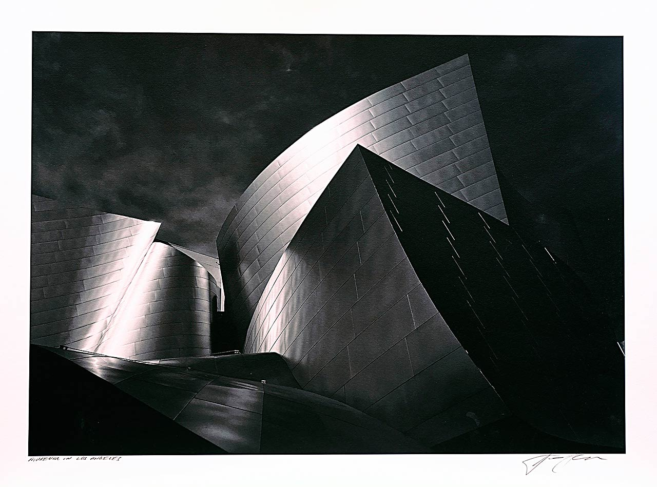 USA-Walt Disney Concert Hall-los-angeles