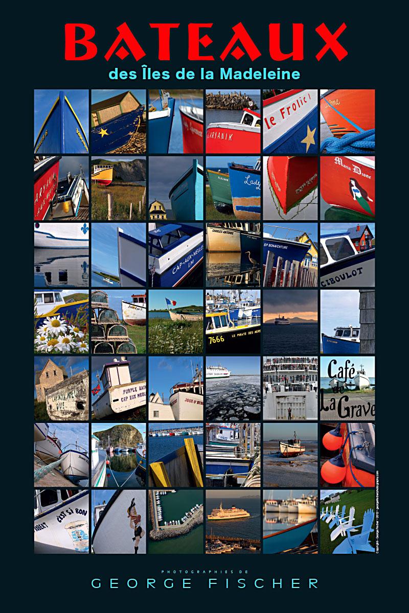 poster-Bateaux-des-Iles-de-la-Madeleine-24x36
