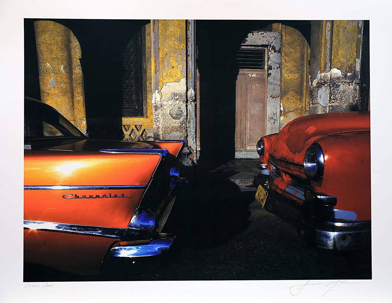 print-Cuban-cars