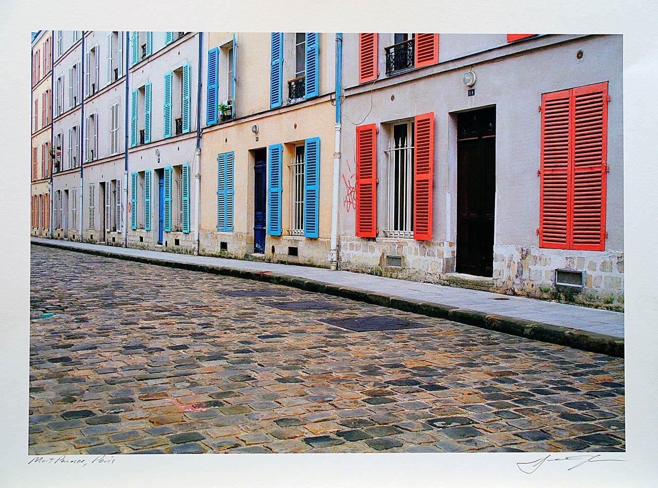 print-France-Paris-montparnasse-paris