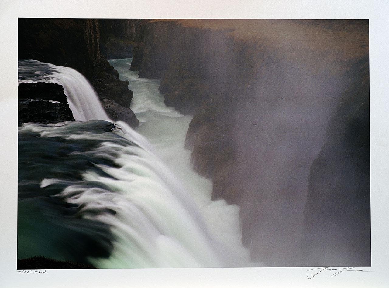 print-Iceland-gullfoss