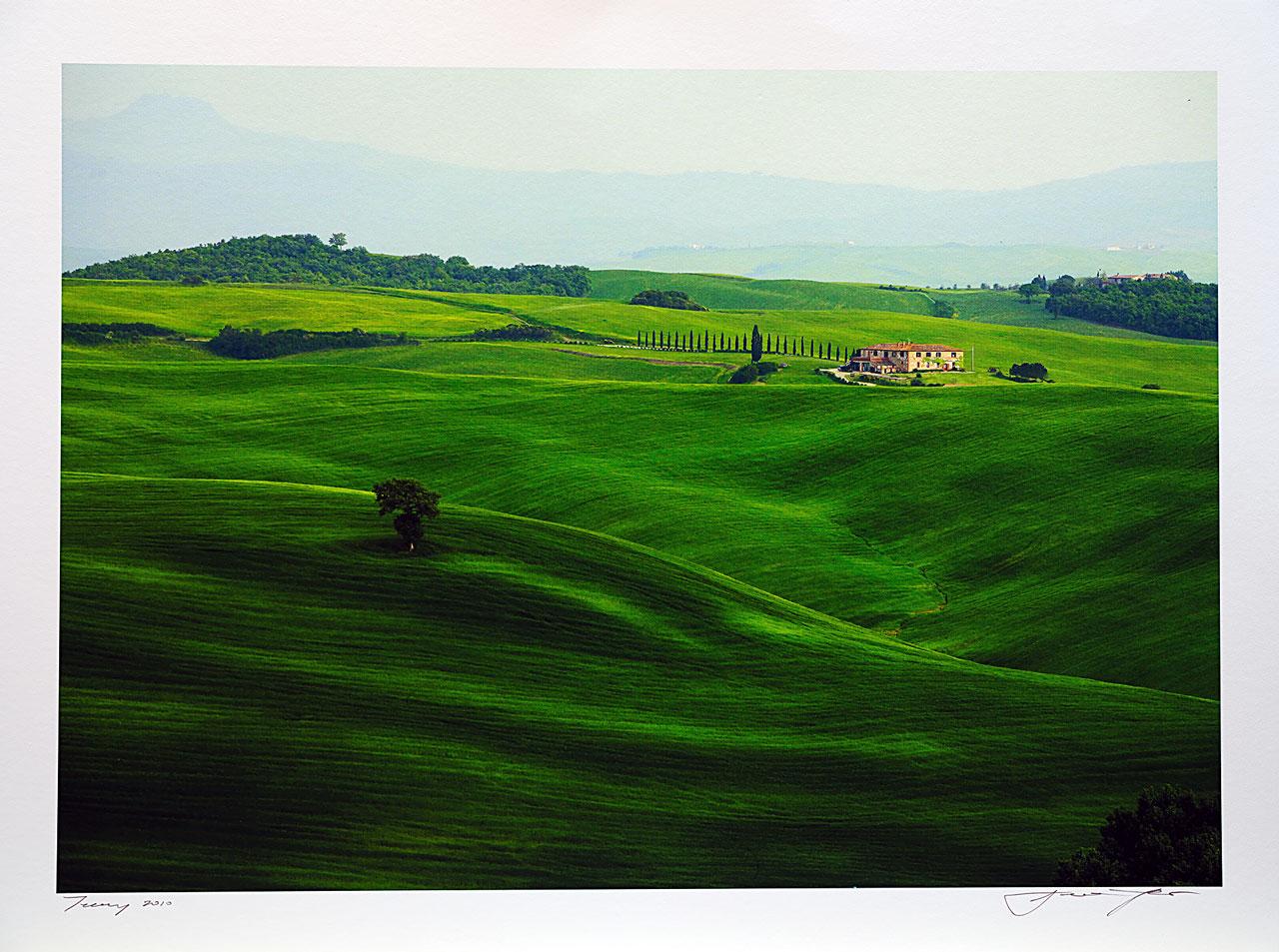 print-Italy-Tuscany-hills