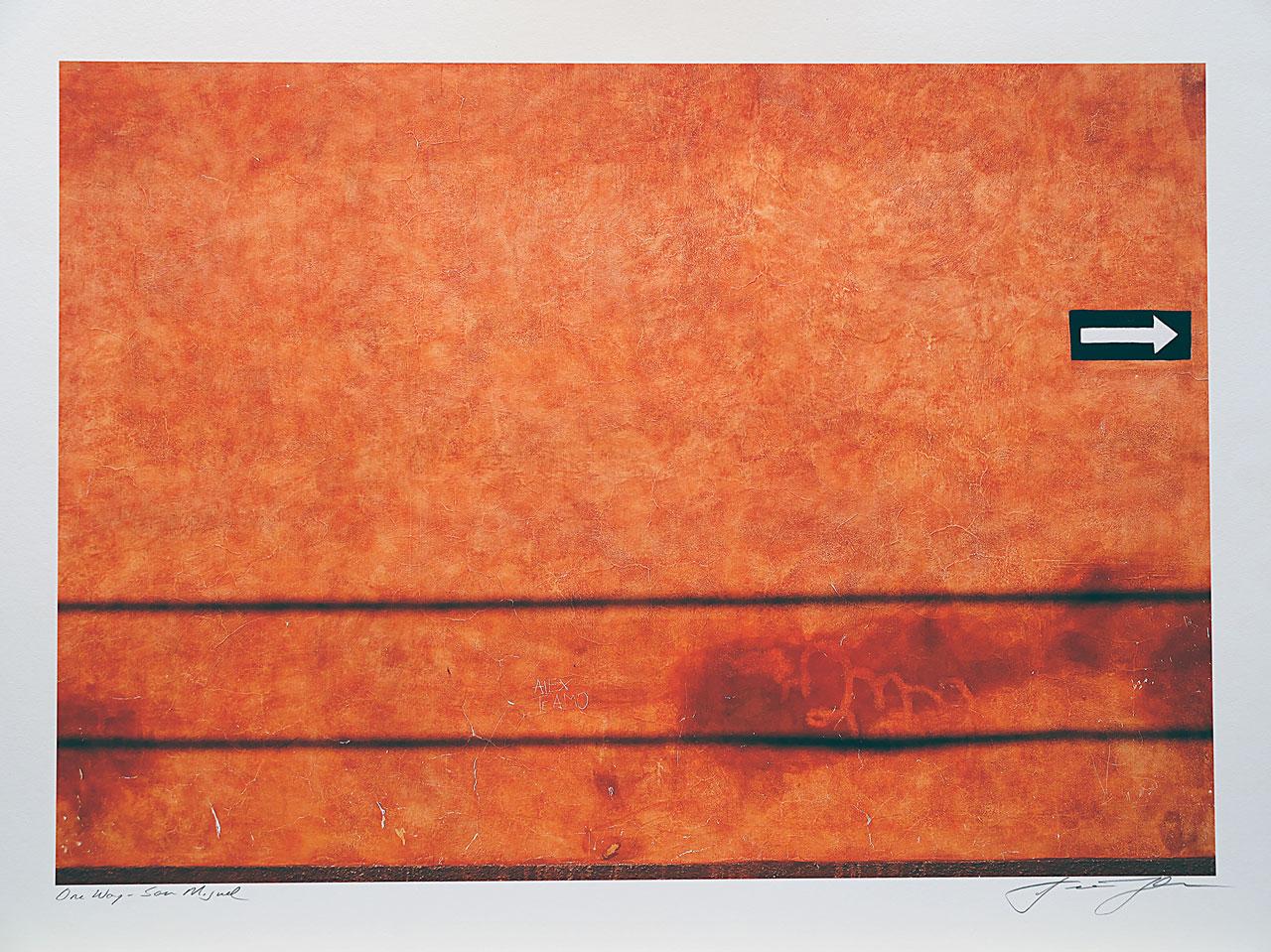print-Mexico-San-Miguel-one-way
